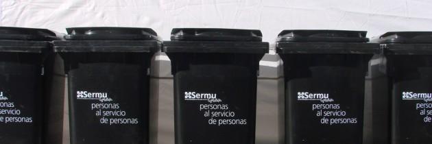 Recogida de residuos domiciliarios