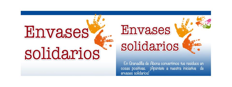 """Conoce nuestro concurso """"Envases solidarios"""""""