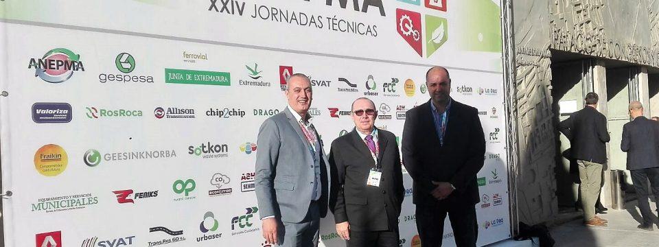 Sermugran se integra en la junta directiva de la Asociación Nacional de Empresas Públicas de Medio Ambiente