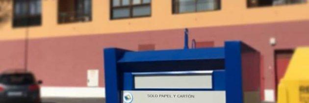 Servicio Recogida Puerta a Puerta de papel y cartón