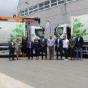 Incorporamos dos nuevos recolectores para impulsar la recogida municipal de residuos