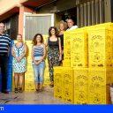 Entregamos 268 papeleras para el reciclaje en todos los colegios de Granadilla