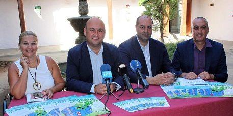 El Ayuntamiento convertirá el reciclaje del papel y el cartón en nuevas zonas verdes para el municipio