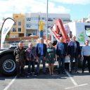 Invertimos los resultados económicos del reciclaje de envases en un nuevo camión multiusos