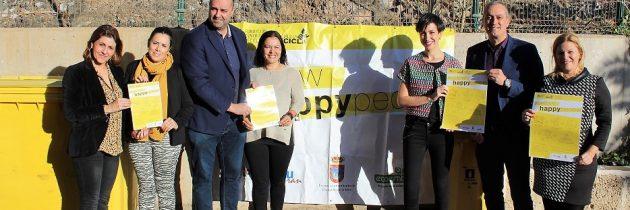 Impulsamos el reciclaje entre 4.000 estudiantes con la segunda edición del programa 'Yellow Happy People'