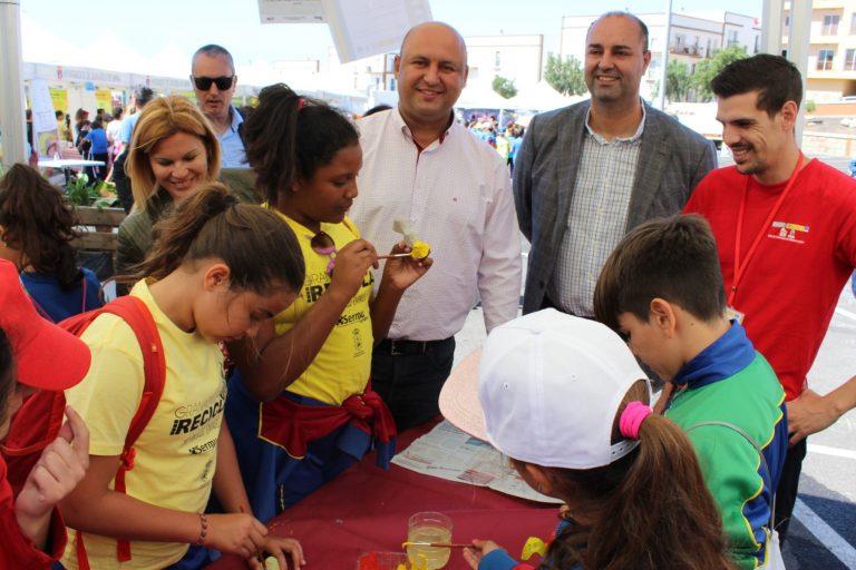 700 escolares en el Día Mundial del Medio Ambiente y los Océanos